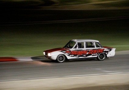 Triumph 2500 PI Racing barbagallo