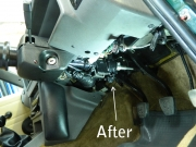 09-TR7 EZ Electric Power Steering fitted